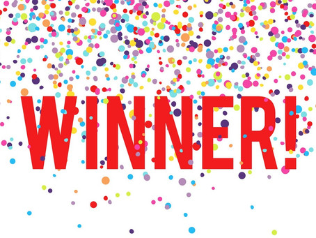 Well done Sarah M for winning £25 in last week's draw