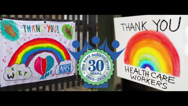 View the video of photos from our NHS, Social Care & Frontline Workers Day celebrations....