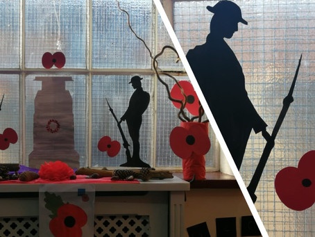 Our Lock Street celebrations for Remembrance Day