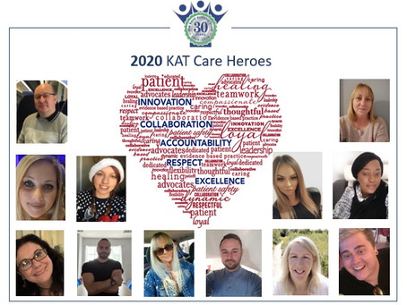 #ThrowbackThursday.  More of our 2020 KAT Heroes!!