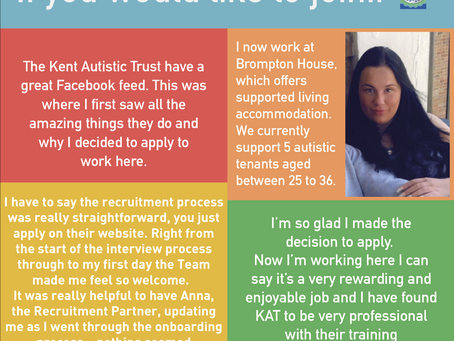 Read why Jade joined KAT!