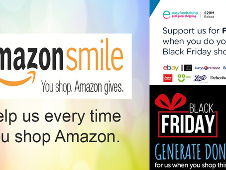Help support KAT when you shop on Black Friday!!