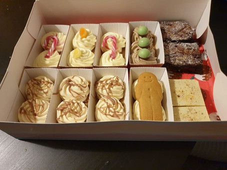 A big thank you to  Emma's Decadent Desserts