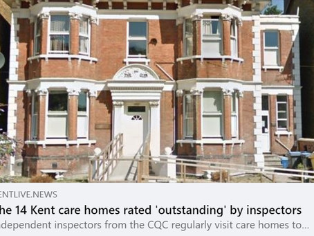 The Kent Autistic Trust feature in article 'The 14 Kent care homes rated 'outstanding' by inspectors