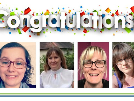 A very big well done to some of our KAT staff for their recent achievements!