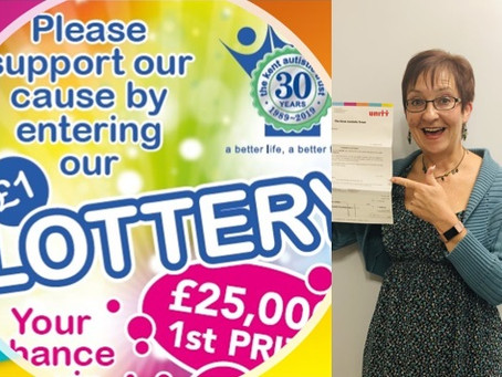 Congratulations to all of our weekly lottery members, who won in last Friday's draw....