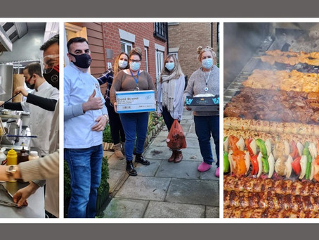 A big thank you to Master Kebabs in Watling Street, Gillingham