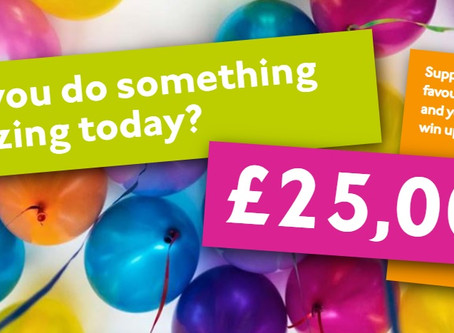 Two more of our weekly lottery members have won 5 free entries into this week's draw!!