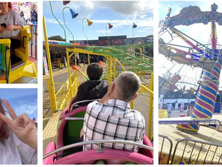 A day out to Dymchurch Fair....