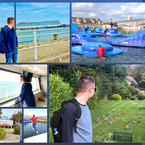 Fantastic holiday to the Isle of Wight....
