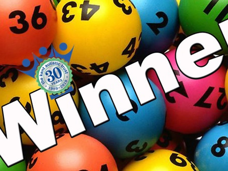 Well done to our weekly lottery winners, Hannah C for winning £25 and....