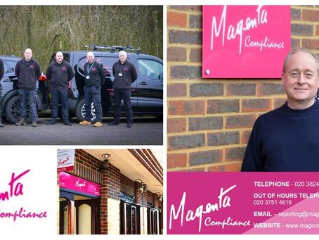 Thank you Magenta Compliance Ltd!!