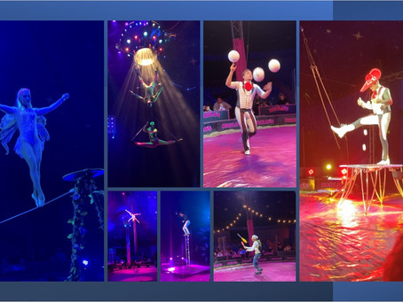 A trip to the circus for River Drive residents....