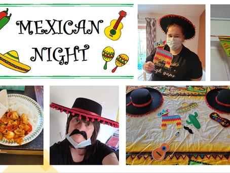 Mexican Night at Beaver Lane....