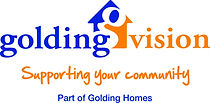 Golding Vision logo to be used on all pu