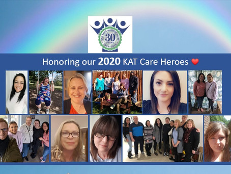 Here's some of our 2020 KAT Heroes #ClapForOurheroes