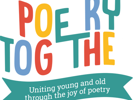 Poetry together is making a splash!!