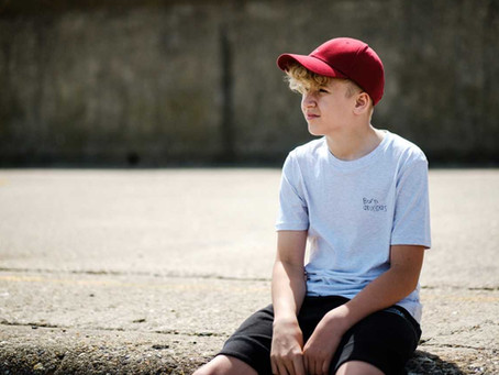 New clothing label Born Anxious raising funds for The Kent Autistic Trust