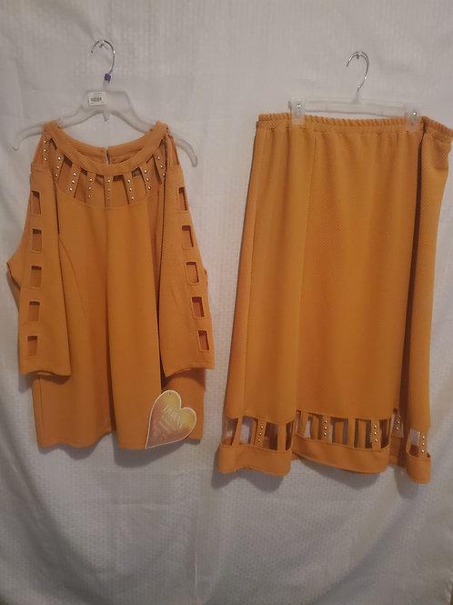 Donna Vinci 2pc Skirt set