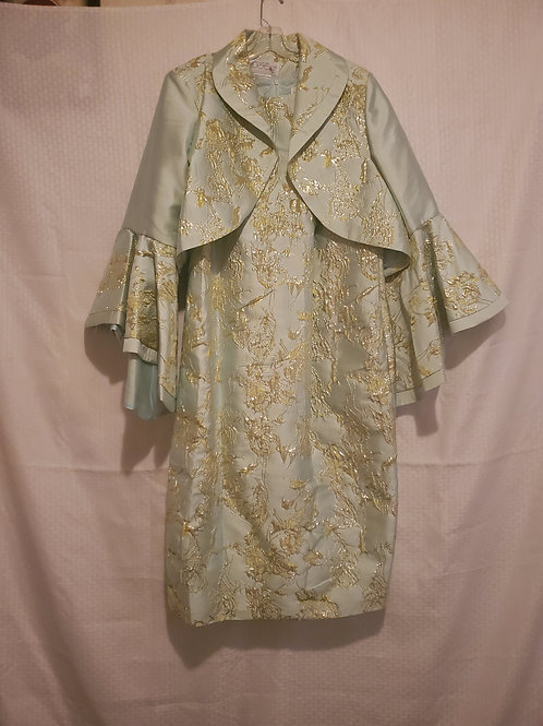 Dorinda Clark-Cole Collection 2pc Dress & Jacket
