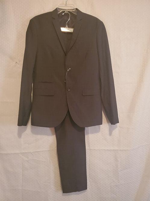 H&M Men Charcoal Grey 2pc. Suit