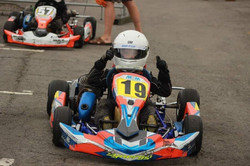 2016 iame cadet 19 Liam Hartley 57 max W