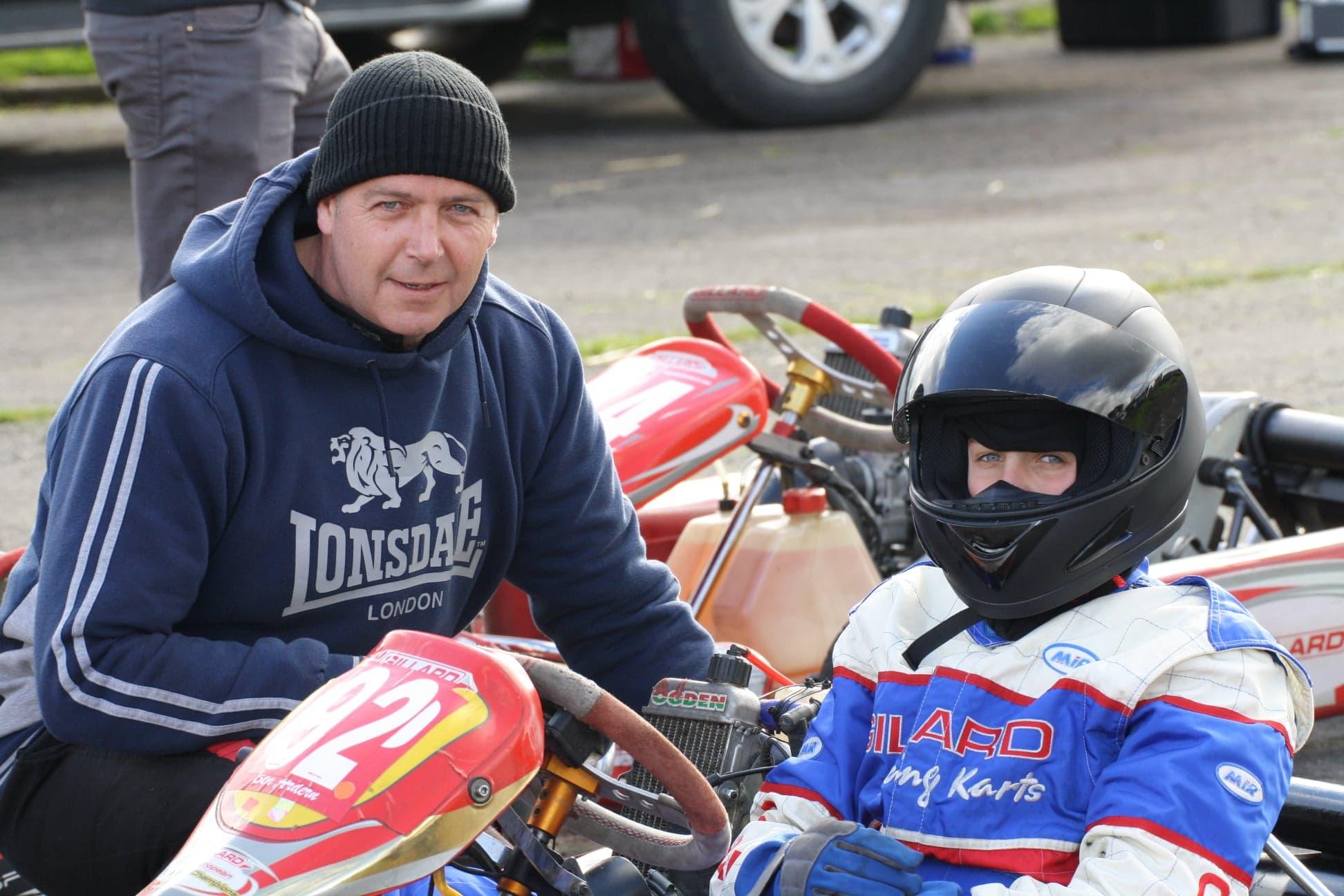 2016 Mark and Ben Ardem Junior Rotax