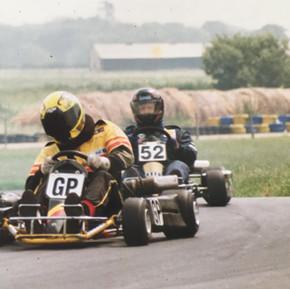 1999 Steve hallet 100 heavys and Stuart
