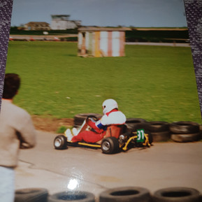 1992 Paul dickinson in 37 which was mick