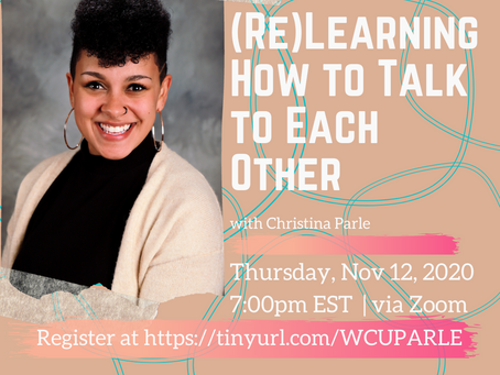 (RE)Learning How To Talk To Each Other