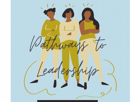 Spring 2021 Professional Development Series: Pathways to Leadership