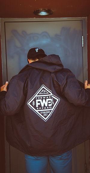 Forward hoodie