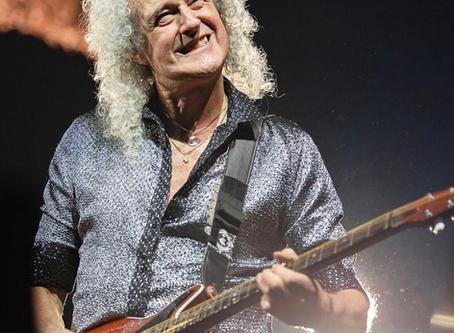 Brian May sufrió infarto - Pero está bien 👍🏻