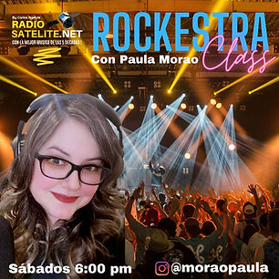 Rockestra Class - Radio Show Paula Morao .JPG