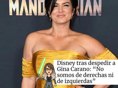 El despido de la actriz, Gina Carano - The Mandalorian