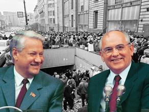 В том, что страна дошла до развала, виноват Горбачев. А в том, что она развалилась - Ельцин