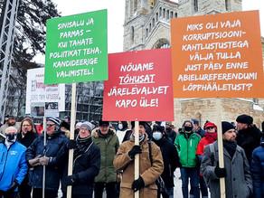 На страже не государства, но политики: чем занимаются спецслужбы Эстонии