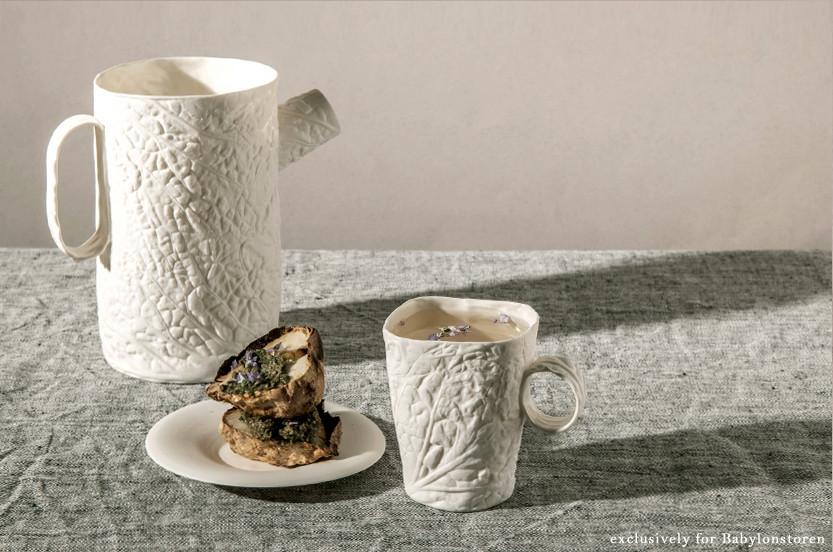 cara bauermeister ceramics tortoise shel