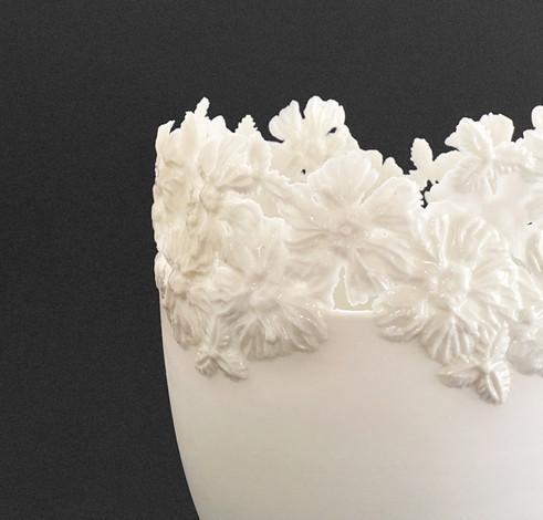 cara bauermeister ceramics porcelain rim