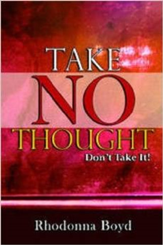 Take No Thought Book & Journal