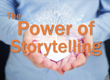 Listen to Jim Signorelli's interview on  how to use storytelling in business