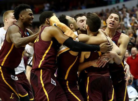 On Winning:  The Loyola Story