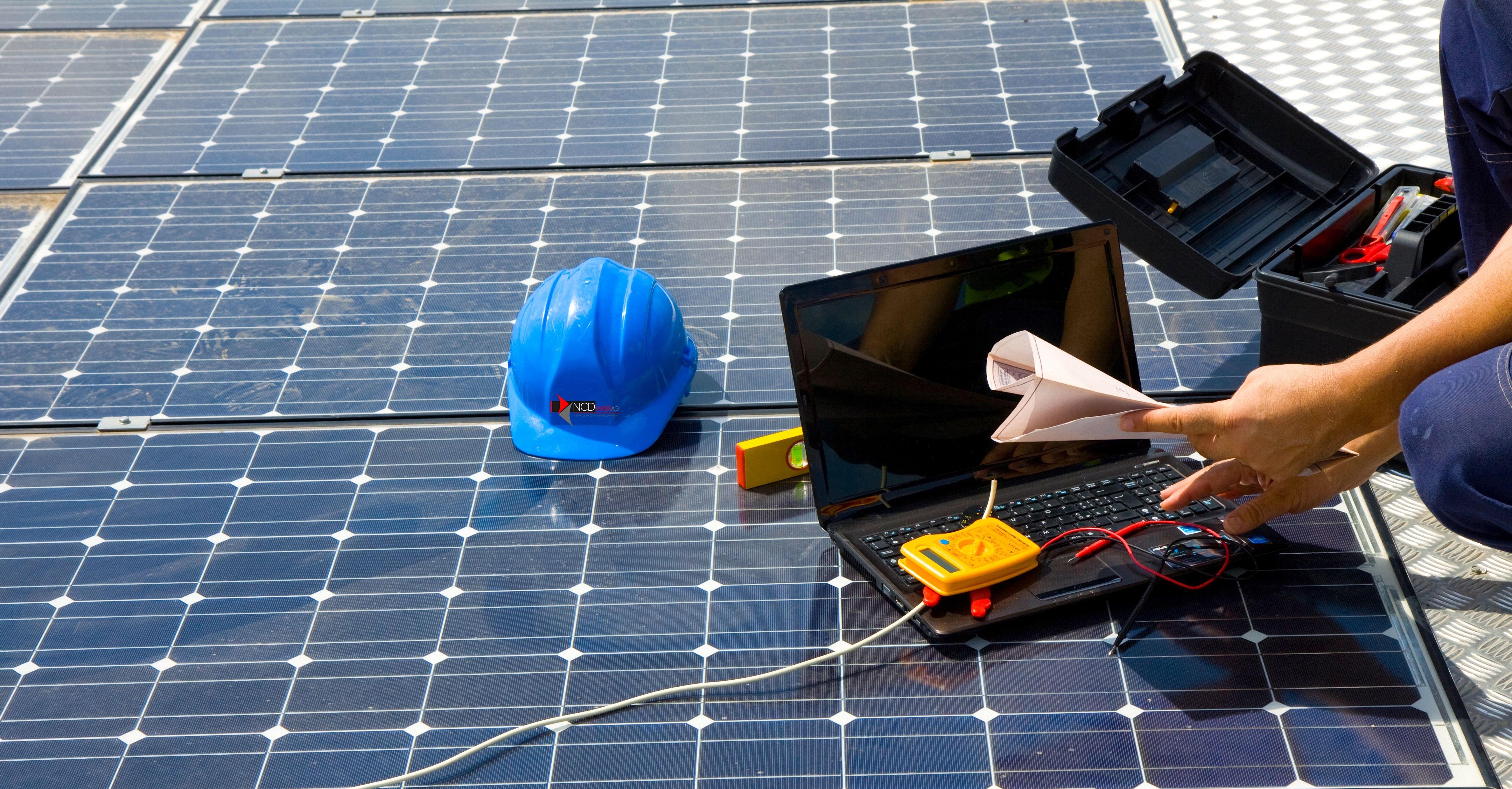 Solar Panel Fault Finding
