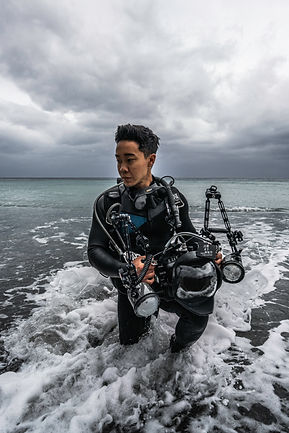 Andrew Lim Underwater photographer from Singapore