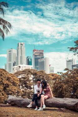 Couple photography singapore