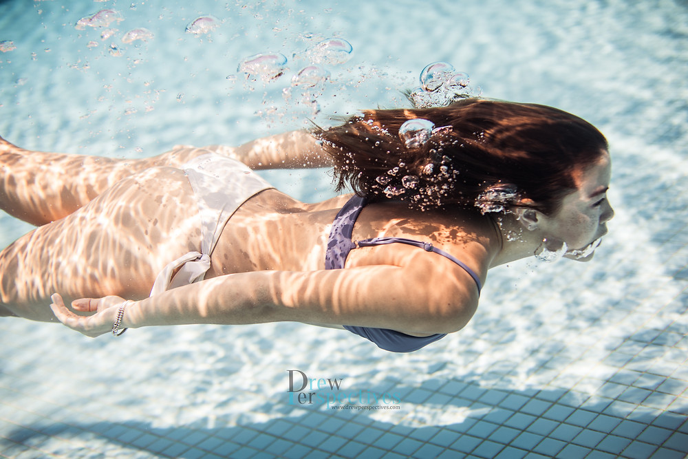 Underwater Photography Singapore (Portraits)
