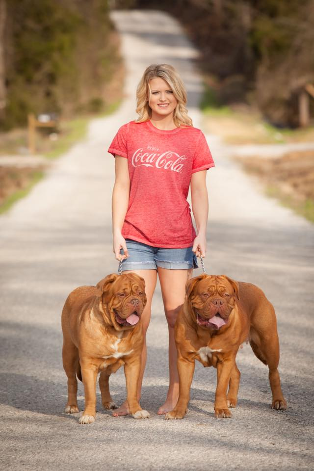 PuppyCreek's Maizy & Nala