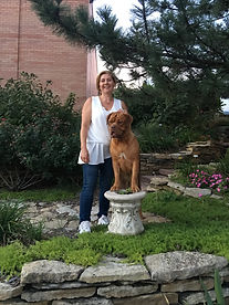 Dogue de Bordeaux Champion female
