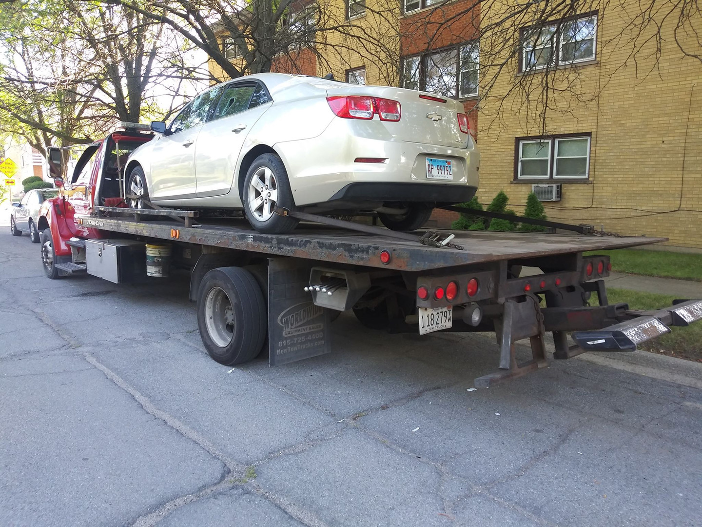 Tow Service   Chicago   Big Sky Towing Inc