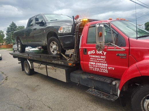 Towing Service 773-931-2329
